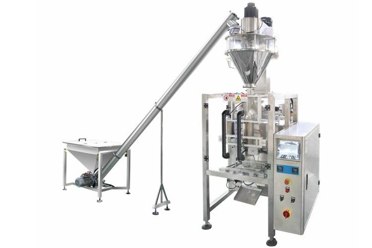 25g 50g Milk Powder Packaging Machine Automatic Auger Filler